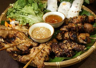 Barbeque Meat Platter